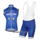 2017 Gilet Antivento Quick Step Floors Viola